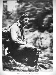 1930 Alaska Hunting Grizzly Bear Bighorn Dall Sheep Alaskan 1st Ed Many Photos