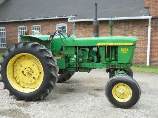 John Deere 3020 Farm Tractor 72HP Diesel Power Steering No Reserve