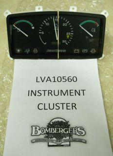 John Deere Instrument Cluster Dash Panel LVA10560 4200 4300 4400 4500 4600 4700