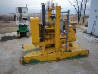 John Deere Diesel Generator