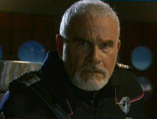 Original Star Trek Enterprise Uniform Costume Shirt Admiral Gardner Mirror Vers