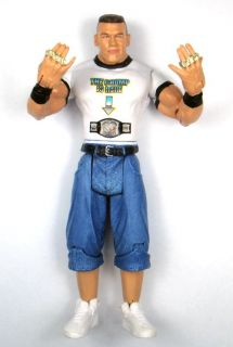WWE Wrestling John Cena Wrestle Action Figure Kids Child Toy Never Give Up
