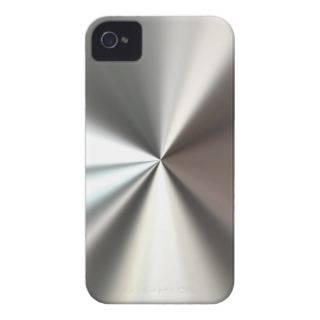 Cool Steel Metal Look iPhone 4 /4S Case iPhone 4 Case