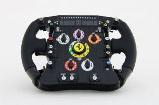 Amalgam Ferrari 2010 F10 Steering Wheel Alonso Massa SPRING SALE
