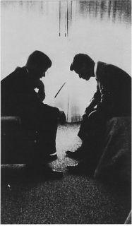 John Kennedy Robert Kennedy JFK RFK Life Magazine Card
