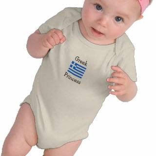 Greek Princess Tshirt