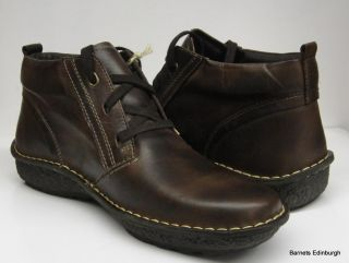 Pikolinos Mens Chile 01g 5056 Brown Soft Leather Ankle Boot
