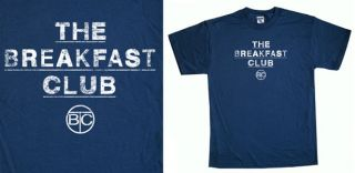 The Breakfast Club T shirt vintage cult movie retro tee
