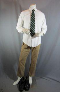 Ted John Mark Wahlberg Screen Worn Shirt Tshirt Pants Tie Shoes SC 26 30