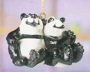 Beasties Key Ring John Raya Ping Pong Panda