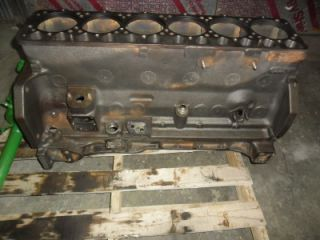John Deere Early 4020 Diesel Engine Block R33180