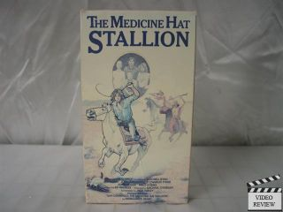 Medicine Hat Stallion The VHS Leif Garrett John Quade