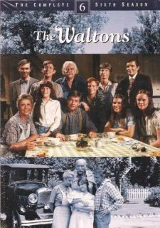 The Waltons Complete 6th Season New DVD Set