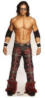 John Morrison WWE Pro Wrestling Lifesize Cardboard Standup Standee Cutout Poster