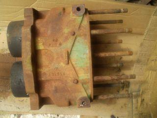 John Deere 70 LP Engine Block Standard Size F1213R Tractor