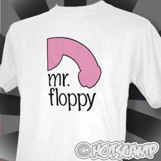 Mr FLOPPY Human Traffic Jip John Simm T Shirt