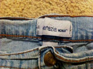 Venezia Lane Bryant Women Blue Jeans Plus Size 24W Stretch Spandex