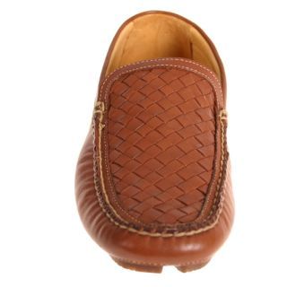 Johnston Murphy Mens Kenneywovven Shoes Sz 8 5 M