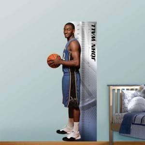 John Wall Growth Chart Washington Wizards NBA Fathead