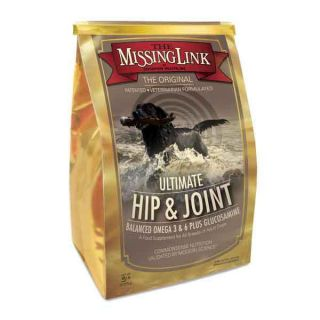 Missing Link Plus Canine Formula Joint Support Glucosamine Dog Supplements 5lbs