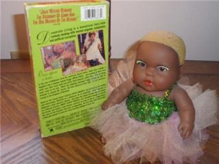 Desperate Living Custom OOAK Grizelda Doll VHS Tape John Waters Cult Cinema