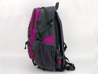 Men Unisex Outdoor Travel Backpack Hiking Sport Waterproof Air More Pocket