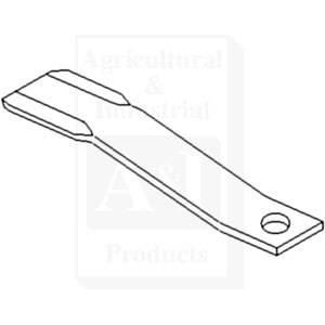 John Deere Cutter Blade W43048
