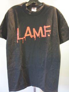 New L A M F Johnny Thunders Heartbreakers T Shirt Old School Punk Rocker Men M