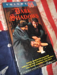 Dark Shadows V 65 Jonathan Frid New VHS 1991 030306508535