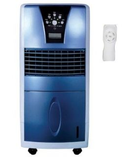Evaporative Portable Air Cooler AC Humidifier Conditioner Fan Ionizer Purifier