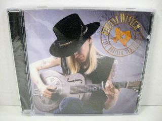 Johnny Winter Live Bootleg Series Vol 8 CD New SEALED Limited Edition
