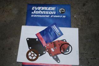 Johnson Evinrude Outboard Fuel Pump Kit 438616 BRP