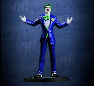 Joker Jim Lee DC Universe Online Statue Low 21 5000 Batman Harley Quinn