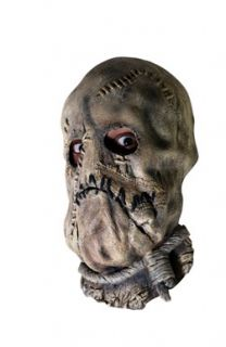 Adult Scarecrow Mask Costume Accessories