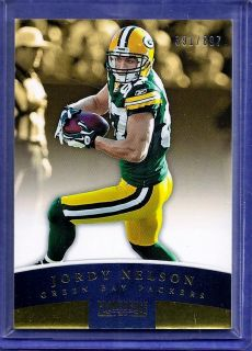 Jordy Nelson 2012 Panini Prominence 36 Green Bay Packers 391 897 201212336