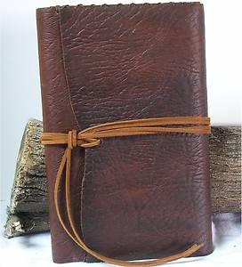 Large Leather Journal Art Diary Planner Travel Sketchbook Handmade Buffalo 10X6