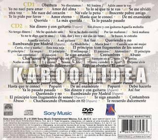 Juan Gabriel Lo Mejor CD DVD Exitos Orquesta Sinfonica de Mexico Concierto