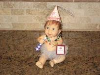 Make Some Noise 5 inch Premie Doll Ashton Drake in Stock