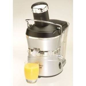 Jack Lalanne Power Juicer Elite Makes Soya Milk New