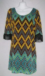 Judith March Large Dress NEW Judith March Large Dress Boho Retro L or M CUTE