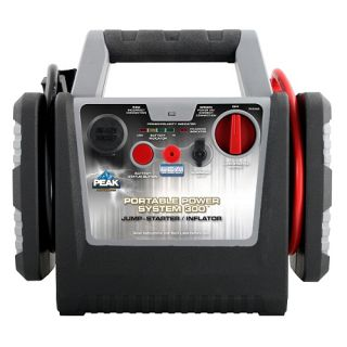 Peak Portable Jump Starter Power System 300 Cordless Model PKC0AS
