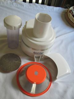 Jack Lalanne Power Juicer Parts Lot