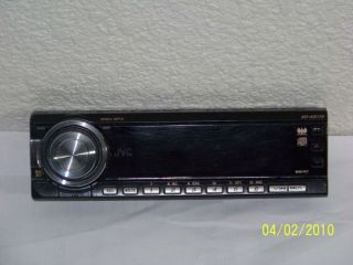 JVC KD AR270 MP3 CD Faceplate