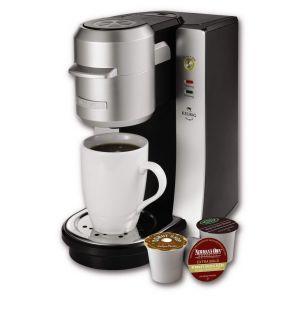Mr Coffee Single Serve Coffee Maker Keurig K Cup Brewing System
