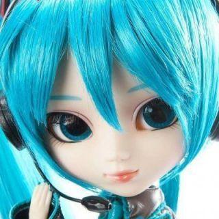 Jun Planning Pullip Vocaloid Miku Hatsune Fashion Doll Figure AQ1434