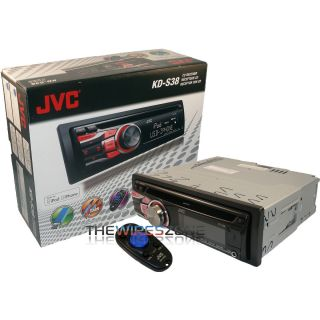 160818476_jvc kd s38 car stereo mp3 wma cd player usb full ipod jvc cd player wiring diagram on popscreen jvc kd s39 wiring diagram at n-0.co