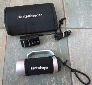 Hartenberger Mini Compact Light System video photo light scuba diving