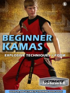 Ultimate Training™ Beginner Kamas New Training DVD