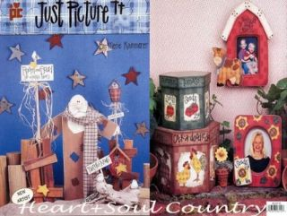 Just Picture It Tole Painting Book by Merie Kammerer