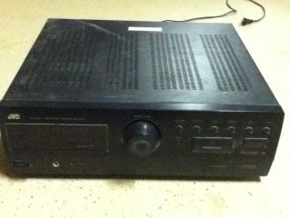 JVC RX 664V Audio Video Control Receiver